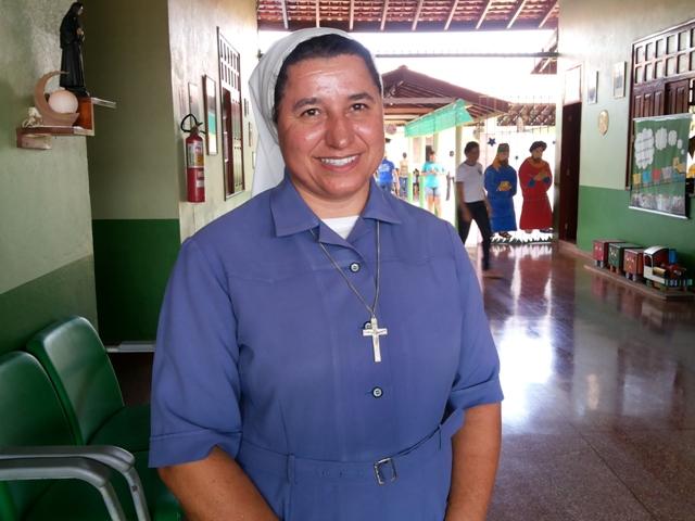 Irmã Geane Alves: