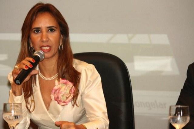 Deputada Marília Góes: seminário em março terá a presença de 300 mulheres. Foto: Arquivo