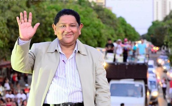 Pastor Orlando Gaia é o coordenador do evento. Fotos: Marcelo Loureiro