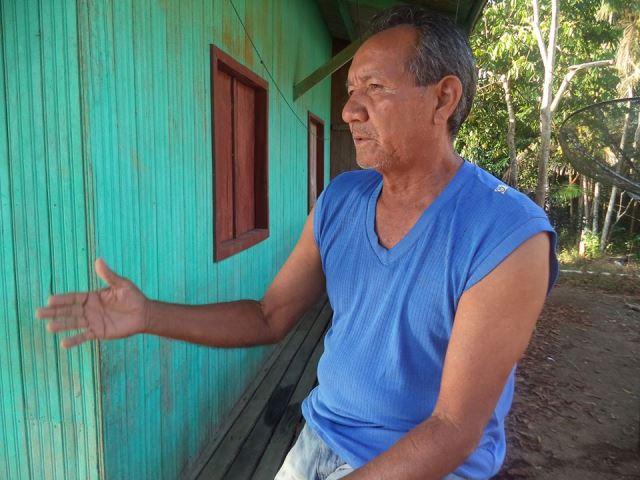 Zenóbio, professor do município: 27 anos na Vila Velha