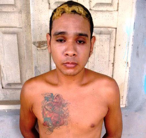 Bruno Souza passou meses se escondendo entre o Bairro Marabaixo e o município de Porto Grande. Foto: Arquivo policial