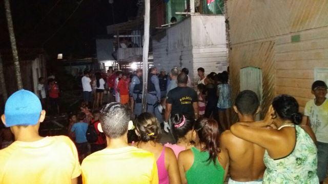 Tragédia no Muca: falta de preparo causou morte do menino, diz a polícia. Foto: Olho de Boto