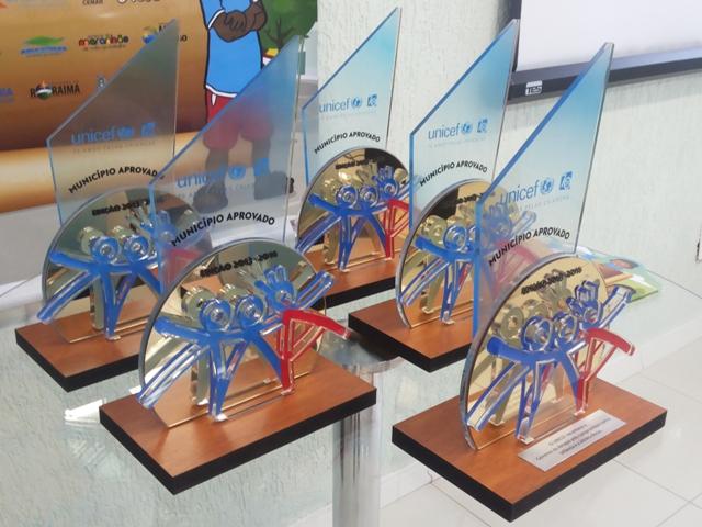Municípios receberam premiação que reconhece avanços sociais