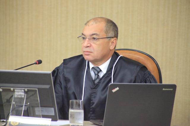 Pleno acompanhou o voto do relator, juiz Luciano Assis. Foto: Tjap/Divulgação