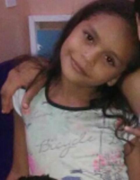Maria Eduarda já tinha sido raptada pelo pai quando tinha apenas um ano e meio. Na ocasião, Vandenilson abandonou a criança desnutrida na casa de uma amiga