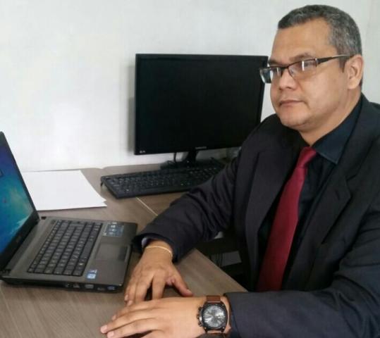 Rogério Baia, advogado do vereador Genival Oliveira: