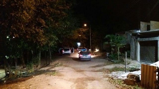 Viaturas percorrem ruas do Marabaixo para conter onda de roubos