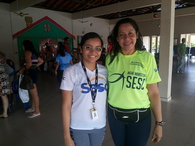 Andréia Freitas: corrida tem sucesso nas inscrições. Fotos: Cássia Lima
