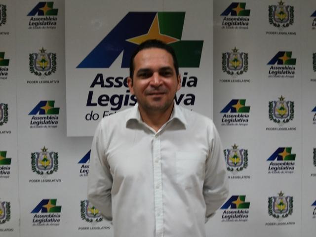 Deputado Paulo Lemos: Deputado Paulo Lemos: único parlamentar a comparecer na última sessão. Foto: arquivo/SELESNAFES