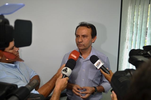 Secretário de Transportes, jorge Amanajás: