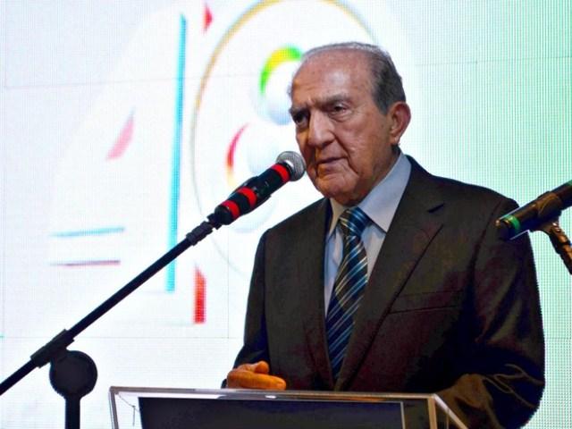 Responsável pelo maior empreendimento em comunicação na Amazônia, jornalista e empresário deixa legado. Foto: Rodrigo Sales