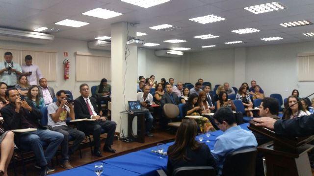 Evento foi realizado no Tribunal de Contas do Amapá. Fotos: Fernando Santos