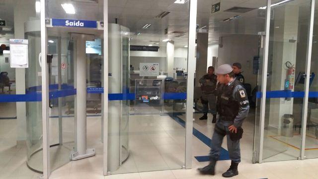 Polícia foi acionada por empresa de segurança que fica em SP