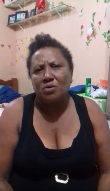 Rosimeire Silva: perdão e pedido de paz