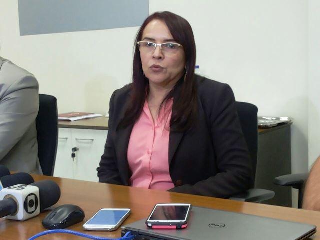 Procuradora Estela Sá: resguardando provas