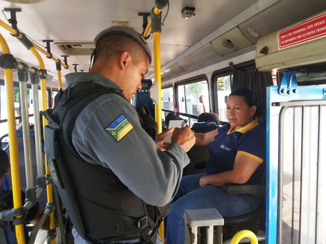 Orientações para passageiros e motoristas