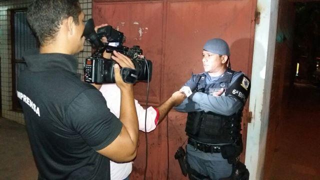 """Sargento Jorge Sá: """"não sei porque ele estava livre"""""""