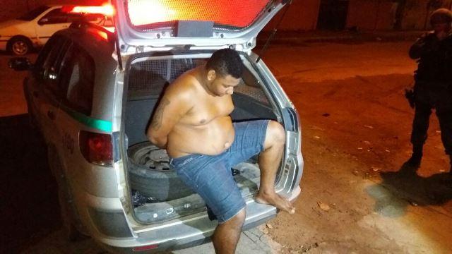 Sargento diz que traficante perdeu a conta de quantas vezes foi preso