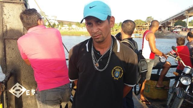 Fernando de Melo Braga, balseiro: futuro incerto