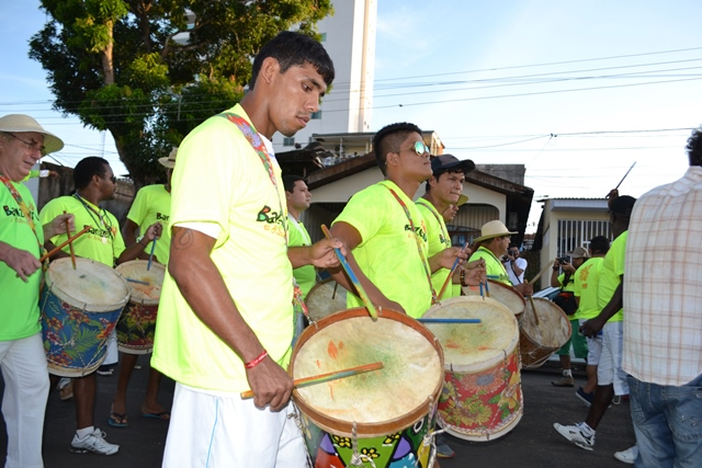 Percussionistas do Banzeiro