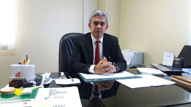 Delegado Ericláudio Alencar é o atual secretário de Segurança Pública: o que vale é o compromisso