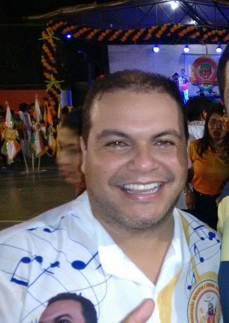 Marcelo Zona Sul, da Piratas da Batucada: