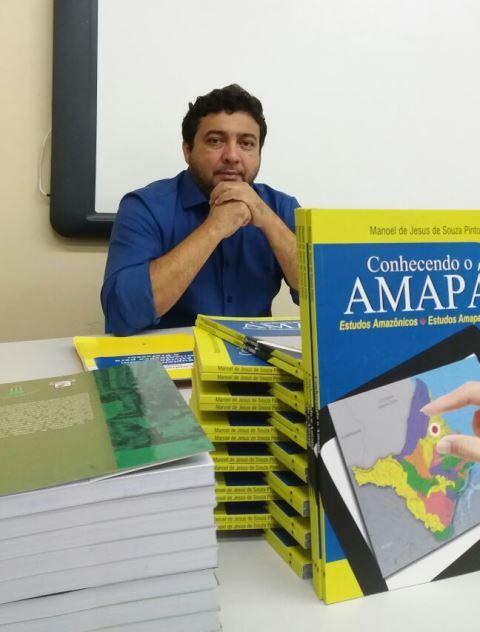 Lançamento do livro conhecendo o Amapá (1)