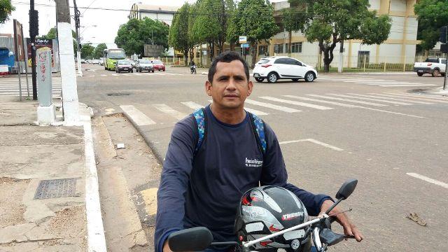 Francisco Pereira da Silva: deixei de suar telefone fixo