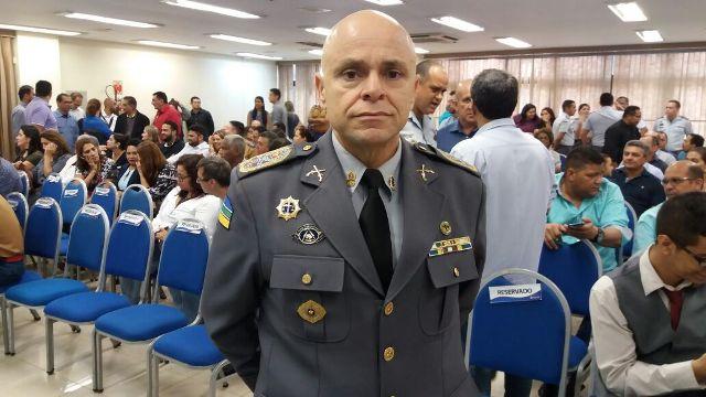 Coronel Carlos Souza: