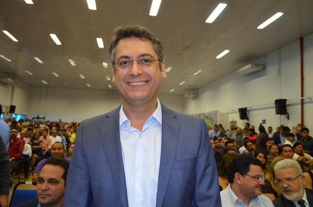 Prefeito de Macapá,Clécio Luís (REDE): critérios para escolha foram técnicos e políticos. Fotos: Graziela Miranda