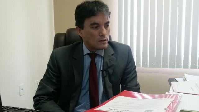 Promotor Horácio Bezerra Coutinho: