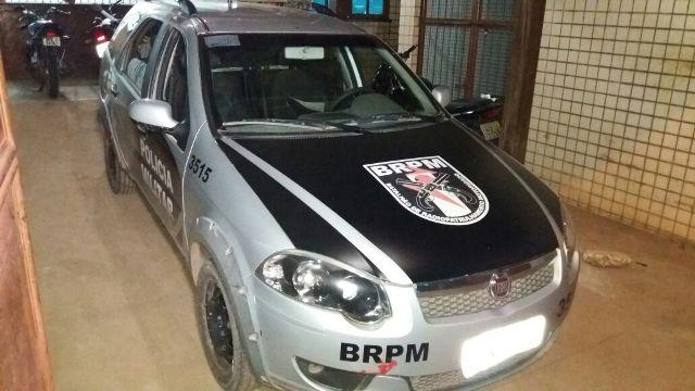 BRPM chegou até suspeitos por meio de denúncia anônima