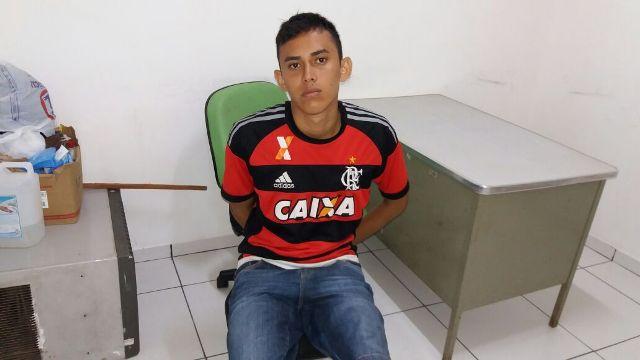 Traficantes rivais presos Fazendinha (3)
