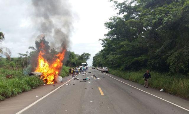 acidente MA 1