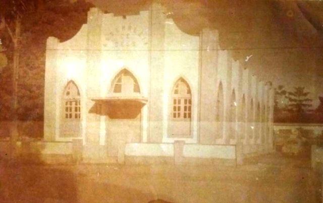 Primeiro templo reuniu fieis entre as décadas de 20 e 40