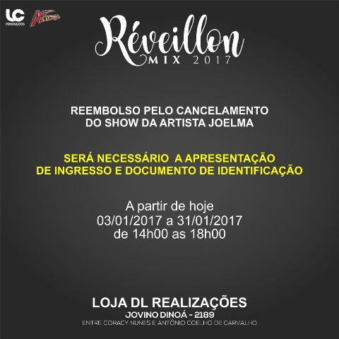 cancelamento show joelma (1)