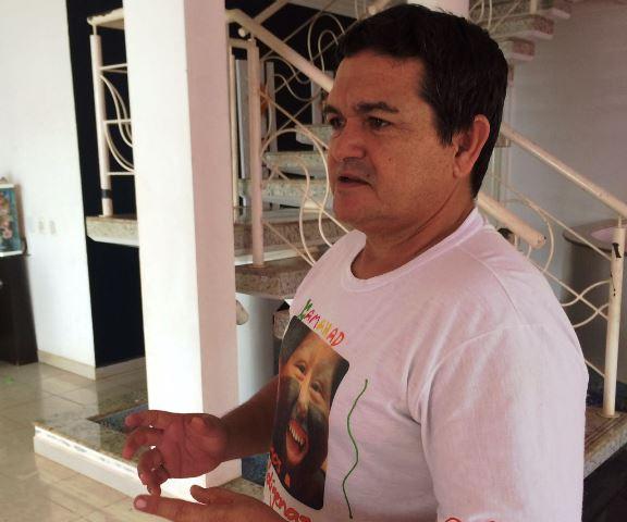Mário Brandão, coordenador do Carnaval. Foto: Fernando Santos