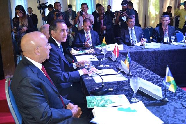 Governador Waldez Góes: consórcio terá 3 eixos e estrutura jurídica