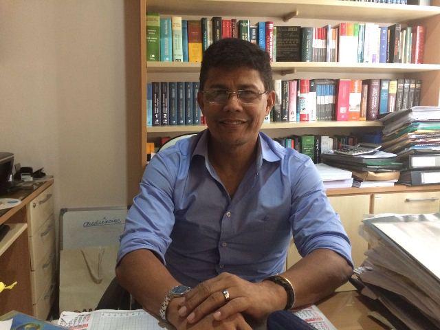 Presidente da Liesap, Vicente Cruz: