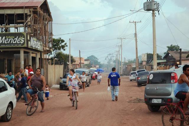 """Marabaixo IV: um dos vários bairros que não """"existem"""""""