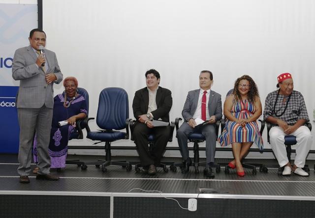 Presidente da Fundação Palmares: luta pela conservação da cultura, e por meios de desenvolvimento econômico