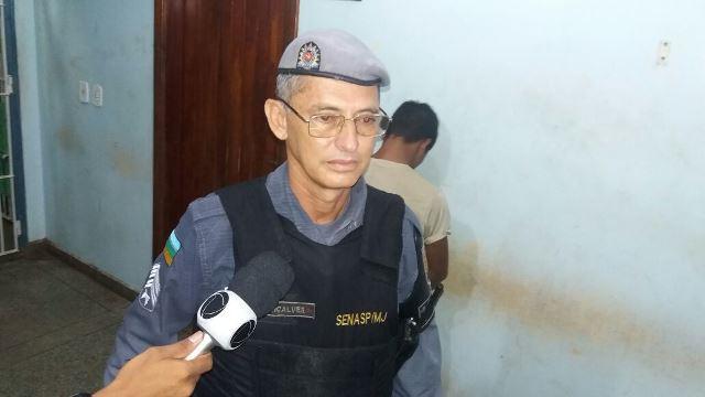 Sargento R. Gonçalves, da UPC do Araxá, foi chamado pela vítima
