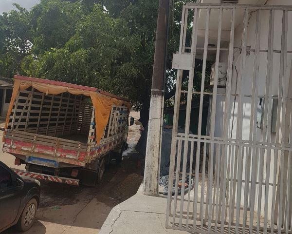 Caminhão usado no roubo é do pai do criminoso apontado como mentor e motorista