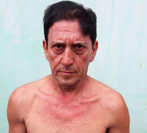 Arnaldo Martins foi preso quando saia de casa para trabalhar