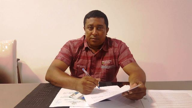 Novo prefeito de Mazagão,