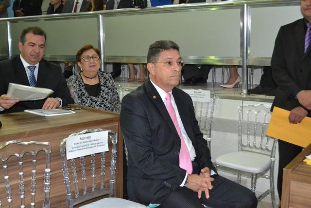Promotor de Justiça, Afonso Guimarães, foi enviado como observado da eleição
