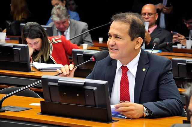 O deputado foi o principal articulador da instalação do hospital no AP. Foto: Divulgação