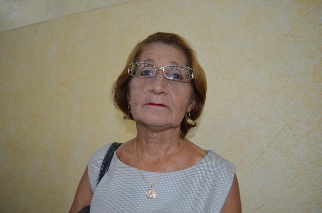 Inês Moraes, paciente de virou amiga: atendia em qualquer lugar. Fotos: Graziela Miranda
