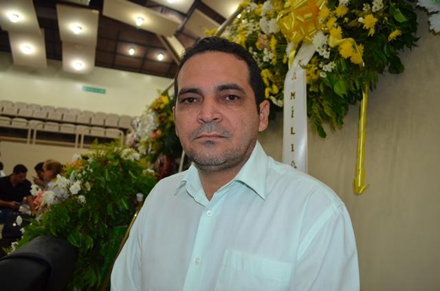 Deputado Paulo Lemos: não deixou nenhuma mácula no parlamento enquanto foi deputado