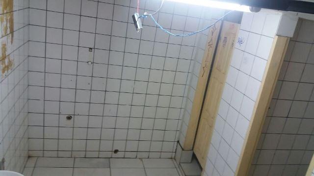 Banheiros: instalações elétrica....